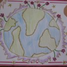 Peace Handmade Card