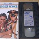 SUMMER SCHOOL~VHS~MARK HARMON~KIRSTIE ALLEY~1987