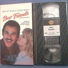 BEST FRIENDS~VHS~BURT REYNOLDS~GOLDIE HAWN~1982 ROMANCE