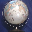 VINTAGE REPLOGLE GLOBE ~ 12 INCH WORLD CLASSIC~ RAISED FEATURES~NICE