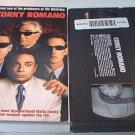CORKY ROMANO~VHS~CHRIS KATTAN~PETER FALK~CHRIS PENN