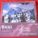 MOUNT SHUKSAN, WASHINGTON~JIGSAW PUZZLE~CLASSIC TREASURES~MINT IN BOX~NEVER OPENED