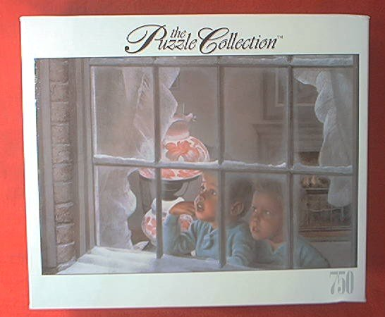 SOLD//STAR LIGHT, STAR BRIGHT~JIGSAW PUZZLE~KEVIN DANIEL~MINT~NEVER OPENED~CHILDREN