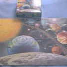 MELISSA AND DOUG~JIGSAW FLOOR PUZZLE~SOLAR SYSTEM ~2 X 3 FEET!~ 48 JUMBO EASY CLEAN PCS