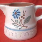 STANGL POTTERY CREAMER ~BLUE DAISY~EXCELLENT CONDITION