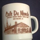 CAFE DU MONDE NEW ORLEANS SOUVENIR COFFEE MUG