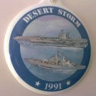 OPERATION DESERT STORM ORNAMENT ~1991~SHIPS