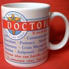 DOCTOR MUG ~THE MOST CREATIVE JOB IN THE WORLD ~GREAT GIFT FOR DOC