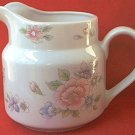 FTDA ESPECIALLY FOR YOU PORCELAIN PITCHER ~JAPAN~1989~FLORAL