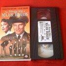 THE PRIVATE WAR OF MAJOR BENSON~VHS~CHARLTON HESTON, JULIE ADAMS, SAL MINEO~1955