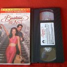 THE BEAUTICIAN AND THE BEAST~VHS~FRAN DRESCHER, TIMOTHY DALTON~1997 ROMANCE