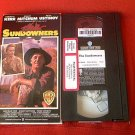 THE SUNDOWNERS~VHS~ROBERT MITCHUM, DEBORAH KERR, PETER USTINOV~1960