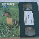 A LITTLE DUCK TALE~VHS~DISCOVERY CHANNEL JAPAN ~ANIMAL LIFE~1998