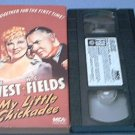 MY LITTLE CHICKADEE~VHS~MAE WEST, W.C. FIELDS~1940