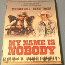 MY NAME IS NOBODY~DVD~TERENCE HILL, HENRY FONDA~1974 WESTERN