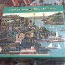 HOMETOWN 1000 COLLECTION JIGSAW PUZZLE~HERONIM WYSOCKI~SAN FRANCISCO~HAS ALL PCS~SHIPS~BRIDGE