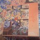 CEACO 750 PC JIGSAW PUZZLE ~JOHN POWELL~ BLUE VASE~COMPLETE~FLOWERS~ORIENTAL VASE