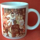 NORMAN ROCKWELL SAT EVENING POST COLLECTION  MUG ~ DO UNTO OTHERS