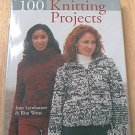 100 KNITTING PROJECTS~HCDJ~LEINHAUSER AND WEISS~KNIT PROJECTS SWEATERS BABY