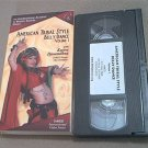 AMERICAN TRIBAL STYLE BELLY DANCE VOL.1~VHS~KAJIRA DJOUMAHNA~RARE