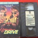 LICENSE TO DRIVE~VHS~COREY HAIM, COREY FELDMAN~1988 HTF COMEDY