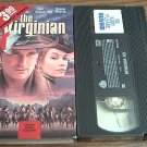 THE VIRGINIAN~VHS~BILL PULLMAN, DIANE LANE, DENNIS WEAVER~2000 TNT MOVIE
