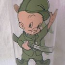 ELMER FUDD PROMOTIONAL GLASS ~PEPSI  COLLECTORS SERIES~1973