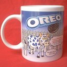 OREO COOKIES COLLECTOR'S MUG WITH COW
