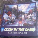 EMPIRE GLOW IN THE DARK JIGSAW PUZZLE ~SIMPLER TIMES~KEITH BROWN~COMPLETE