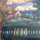 LIMITED EDITIONS 1000 JIGSAW PUZZLE ~CAO YONG~PARADISE~COMPLETE