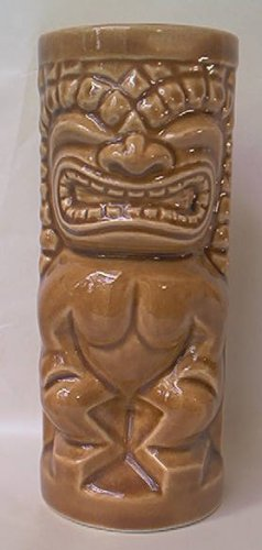 ORCHIDS OF HAWAII TIKI MUG VASE ~FIERCE FACE~R-71~JAPAN