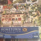 MEGA HOMETOWN COLLECTION JIGSAW PUZZLE~HERONIM WYSOCKI~CARMEL FIREHOUSE-COMPLETE