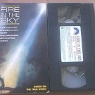 FIRE IN THE SKY~VHS~JAMES GARNER, D.B. SWEENEY, ROBERT PATRICK~1983 ALIEN