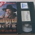 THE CHEROKEE KID~VHS~SINBAD, JAMES COBURN, BURT REYNOLDS~1996