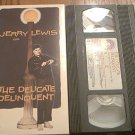 THE DELICATE DELINQUENT~VHS~JERRY LEWIS, DARREN MCGAVIN~1957 CLASSIC