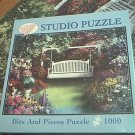 BITS AND PIECES 1000 JIGSAW PUZZLE ~ALAN GIANA~NATURE SINGS TO ME~COMPLETE
