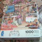 CEACO 1000 PC JIGSAW PUZZLE ~DREAM DAY WEDDING~HIDDEN PICTURES~COMPLETE