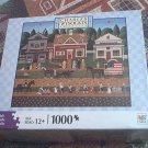 M BRADLEY JIGSAW PUZZLE ~CHARLES WYSOCKI~YOUNG PATRIOTS~COMPLETE