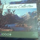 SURE-LOX CANVAS COLLECTION JIGSAW PUZZLE ~LARRY DYKE~SOARING GRANDEUR~COMPLETE