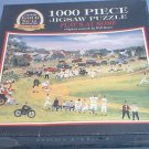 BITS AND PIECES 1000 PC JIGSAW PUZZLE ~WILL MOSES~PLAYS AT HOME~FACTORY SEALED-NEVER OPENED-BASEBALL