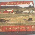 DOYLE YODER 1000 PC JIGSAW PUZZLE ~AMISH COUNTRY~SATURDAY MORNING~LTD ED~UNOPENED
