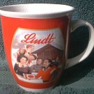LINDT LINDOR COLLECTOR MUG ~2003/2004~LARGE- HOT CHOCOLATE