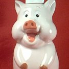 ALLURE PIG PIGGY LIQUID SOAP DISPENSER ~CUTE- 1999