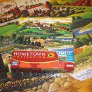 MEGA HOMETOWN COLLECTION JIGSAW PUZZLE ~HERONIM WYSOCKI~CASTLE DRIVE~COMPLETE