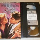 SEPARATE TABLES~VHS~RITA HAYWORTH, DEBRA KERR, DAVID NIVEN, BURT LANCASTER~1958 CLASSIC
