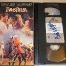 TARAS BULBA~VHS~TONY CURTIS, YUL BRYNNER~1962~UKRAINE CLASSIC