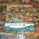 MEGA HOMETOWN COLLECTION JIGSAW PUZZLE~HERONIM WYSOCKI~CASTLE COUNTRY~COMPLETE