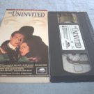 THE UNINVITED~VHS~RAY MILLAND, RUTH HUSSEY, GAIL RUSSELL~1944 GHOST CLASSIC