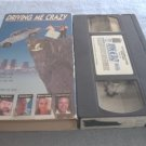 DRIVING ME CRAZY~VHS~BILLY DEE WILLIAMS, DOM DE LUISE~1991 COMEDY