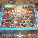 M BRADLEY 1000 JIGSAW PUZZLE~CHARLES WYSOCKI~ELMER & LORETTA~CATS~COMPLETE